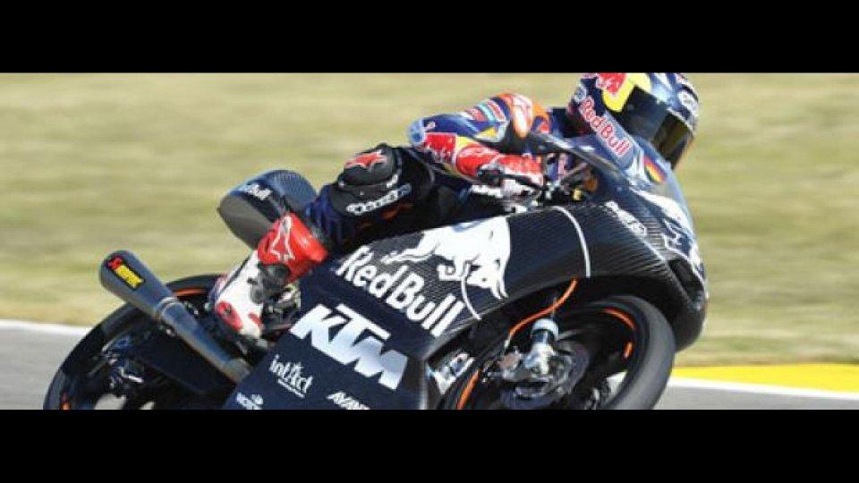 Moto - News: Valencia Test Moto2 e Moto3: Redding e Cortese i leader