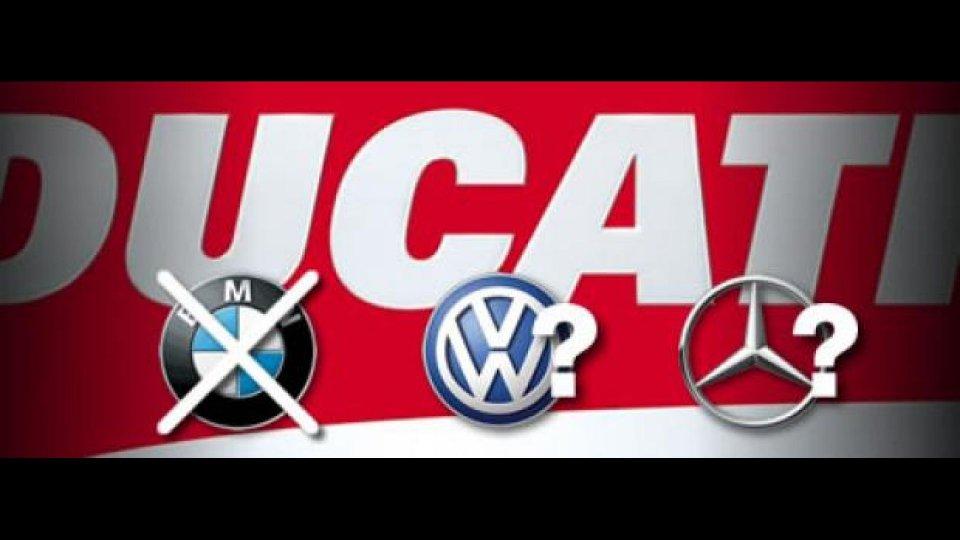 """Moto - News: Vendita Ducati: il """"no comment"""" di Volkswagen"""