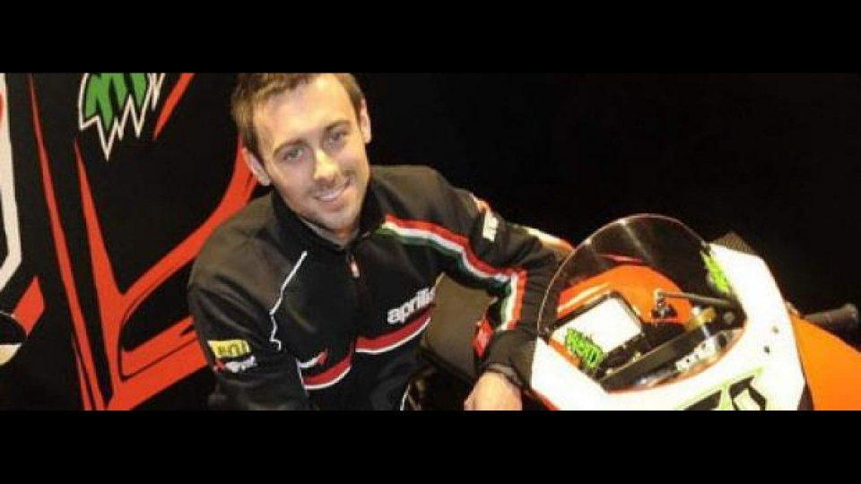 Moto - News: WSBK 2012: sospetta frattura per Eugene Laverty