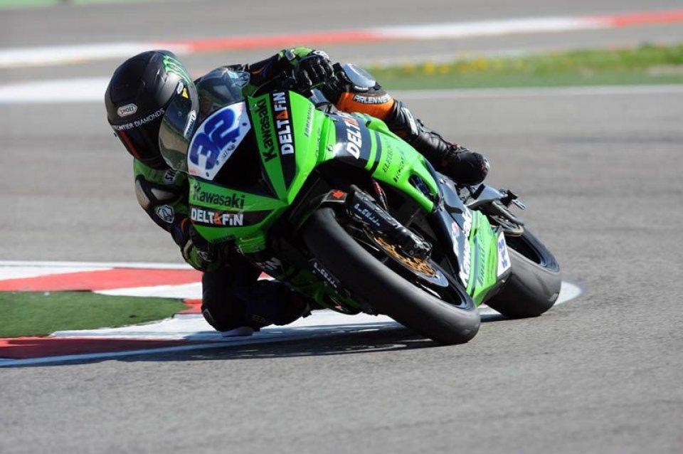 Moto - News: In Supersport un sudafricano: Morais