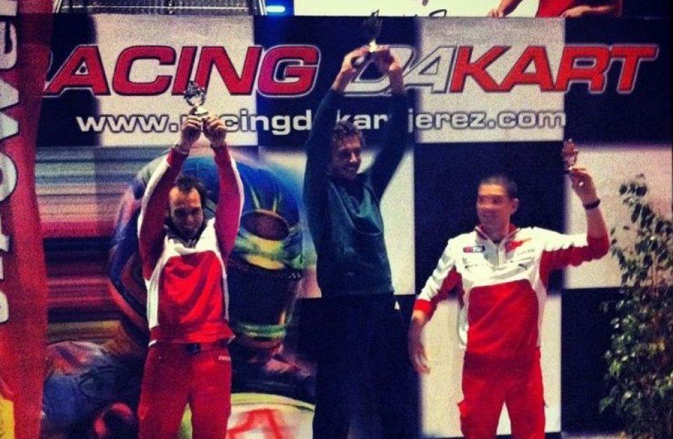 Moto - News: Prima vittoria della stagione per Rossi