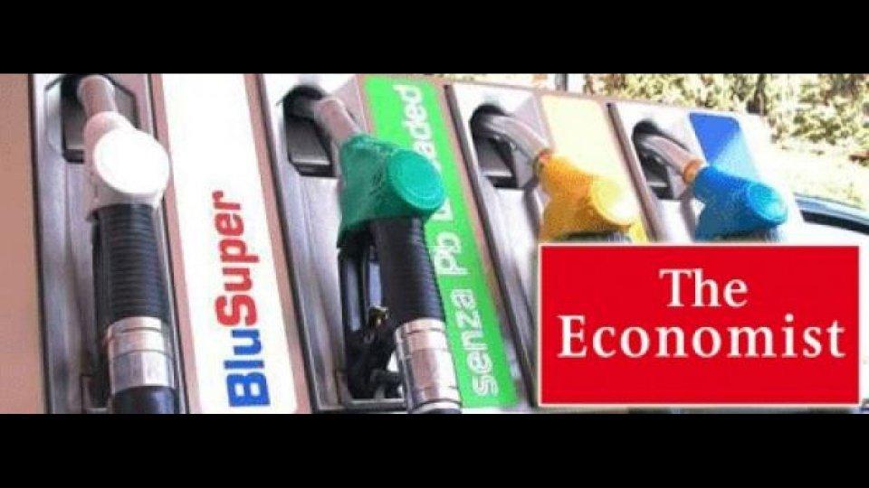 Moto - News: Benzina: l'Italia è prima al Mondo secondo l'Economist