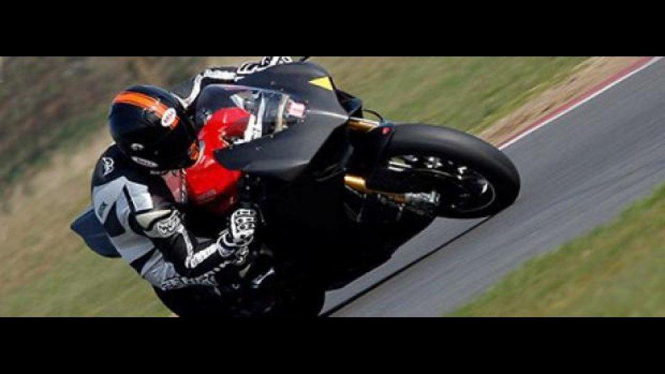 Moto - News: BSB 2012: il debutto delle Ducati Panigale SBK