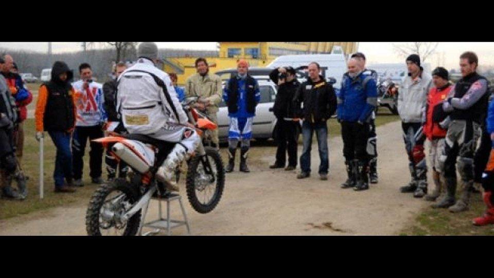 Moto - News: Enduro Camp di Fabio Fasola