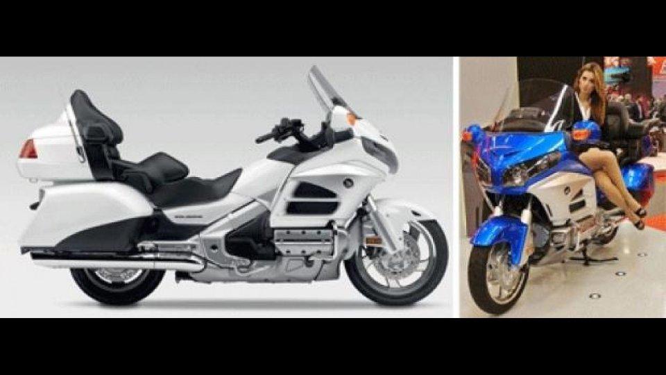 Moto - News: Honda Gold Wing Authorized Pro-Shop
