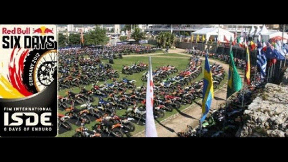 Moto - News: ISDE 2012: Enduro Six Days Germania