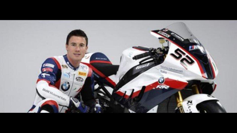 """Moto - News: James Toseland diventa """"Ambasciatore"""" di Donington Park"""