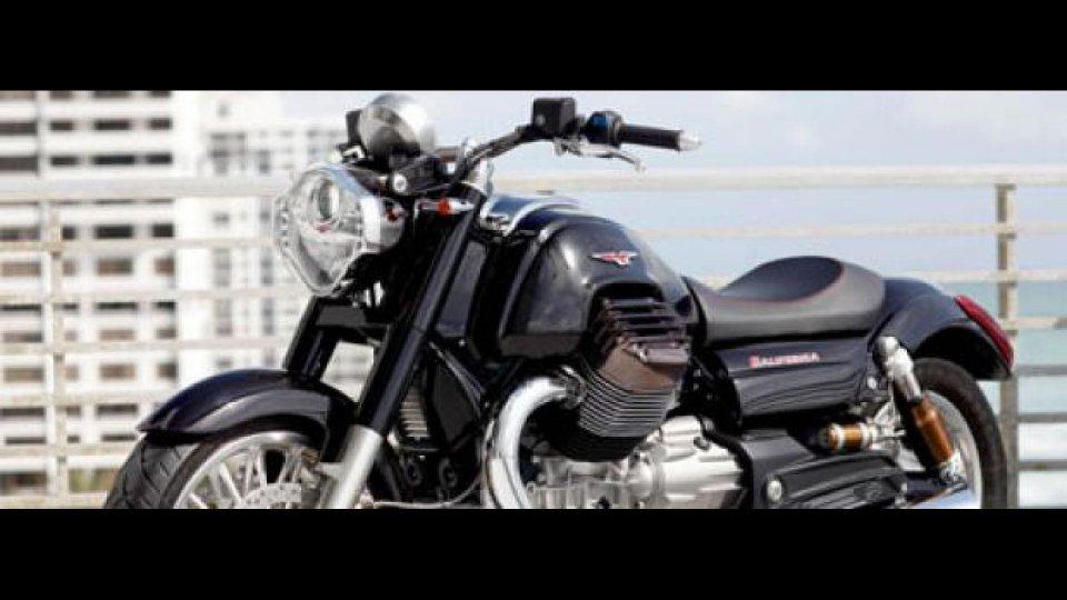 Moto - News: Moto Guzzi California 1400: arriva in autunno