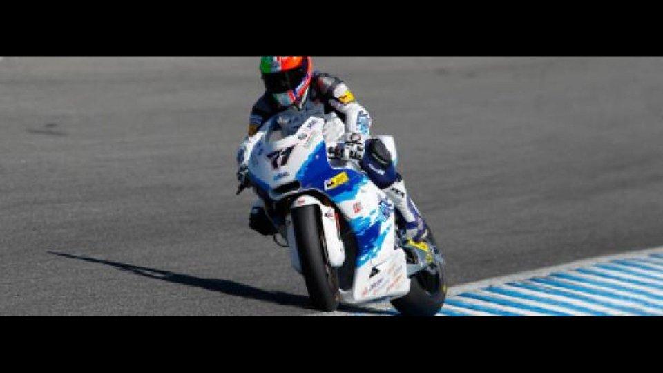 Moto - News: Moto2 e Moto3 Test Jerez: Corti e Vinales primi nei test