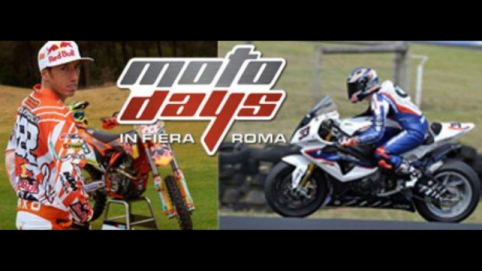 Moto - News: Motodays 2012: tutti i piloti