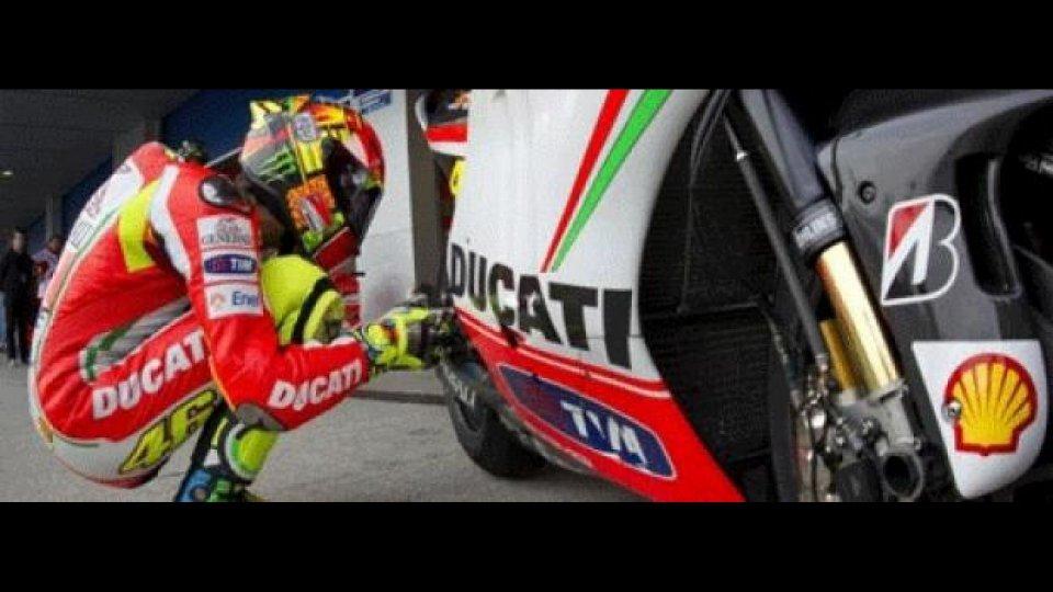 """Moto - News: MotoGP 2012: Rossi, è """"scontro"""" con l'ex commercialista"""