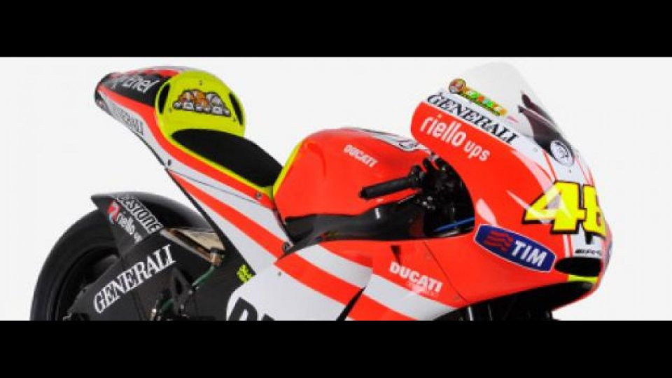 Moto - News: RM Auctions: all'asta due Ducati Desmosedici MotoGP