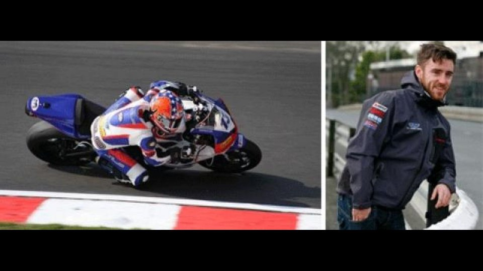 Moto - News: Tourist Trophy 2012: arriva Lee Johnston