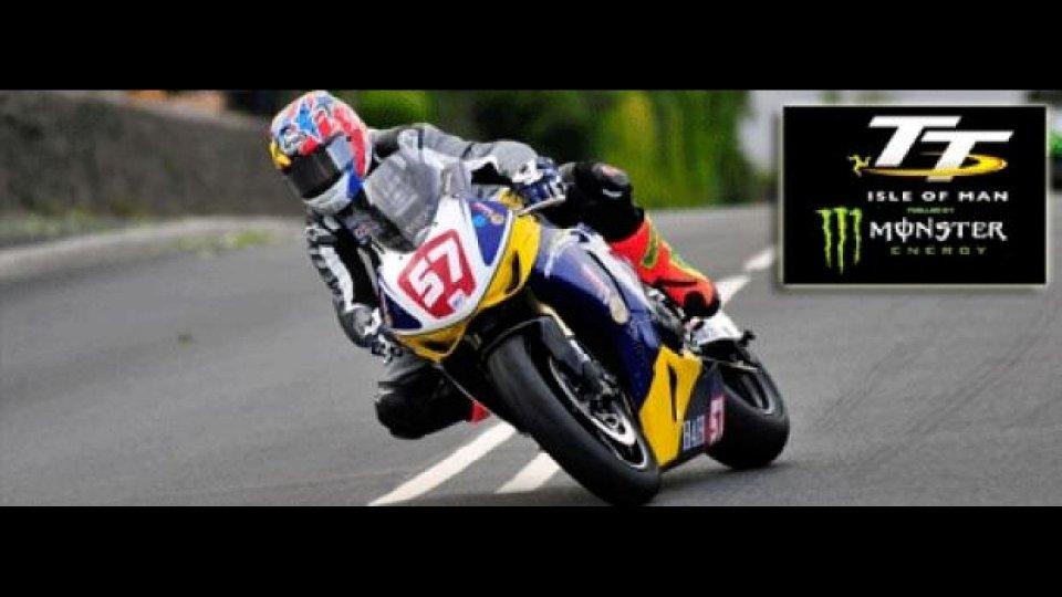 Moto - News: Tourist Trophy 2012: Dan Cooper ci riprova!