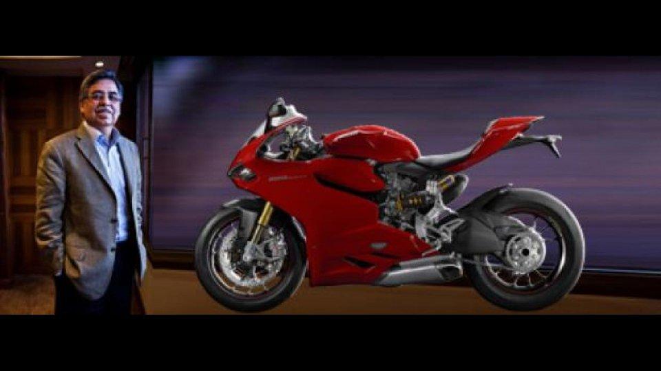 Moto - News: Vendita di Ducati: spunta l'investitore indiano