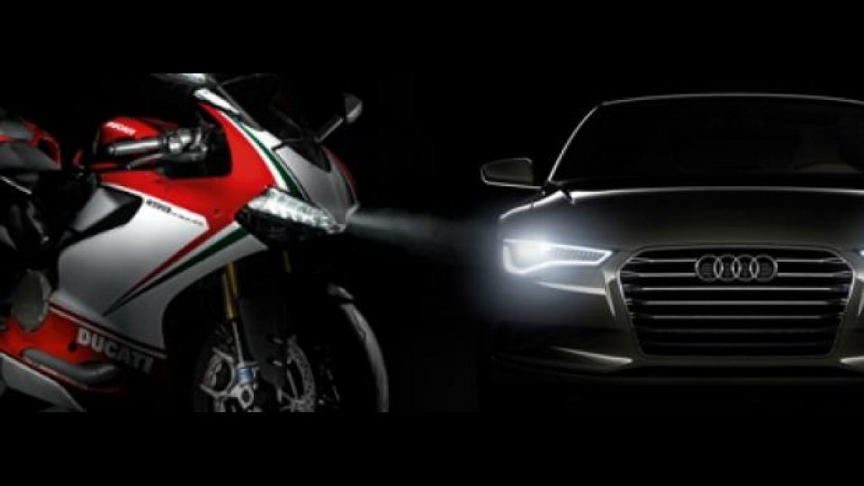 Moto - News: Vendita Ducati a Audi: più di una chiacchiera