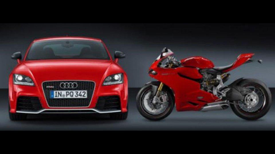 Moto - News: Vendita Ducati: è la volta di Audi
