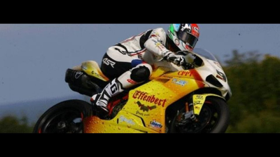 Moto - News: WSBK 2012, Imola, Q1: Smrz, è sua la pole del venerdì