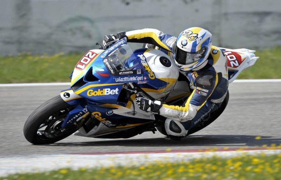 Moto - News: CIV: Barrier (BMW) batte le Ducati