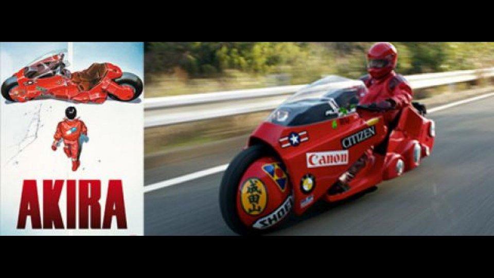 Moto - News: Akira Replica, dai Manga alla beneficenza