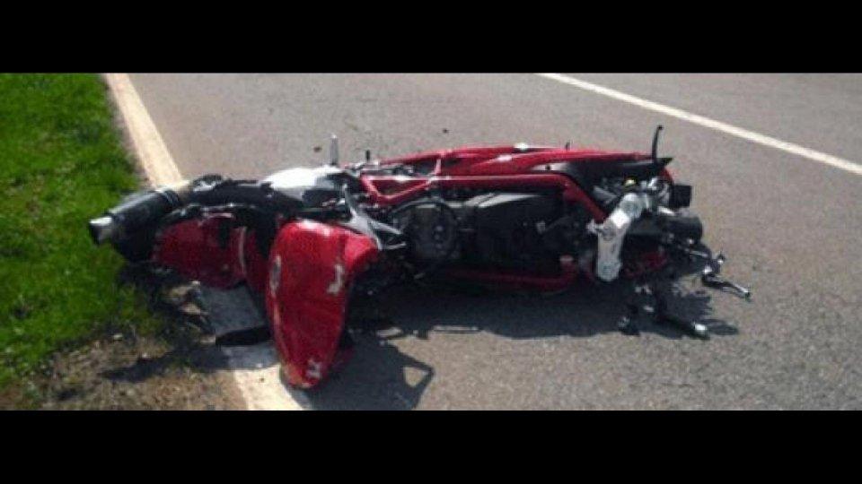 Moto - News: Alberobello: investe un motociclista e scappa