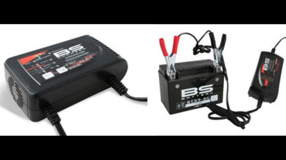 Moto - News: BS Battery nel catalogo RMS 2012