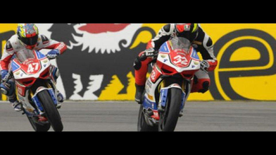 Moto - News: CIV 2012: terza gara a Monza