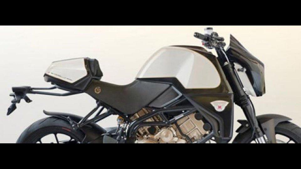 Moto - News: Moto Morini: si riparte dal Rebello 1200