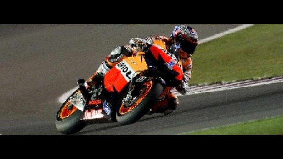 Moto - News: MotoGP 2012: all'Estoril Honda avrà qualcosa di nuovo...