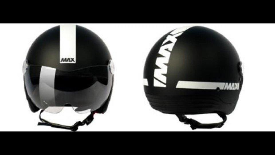 Moto - News: Newmax presenta il nuovo casco Roadie
