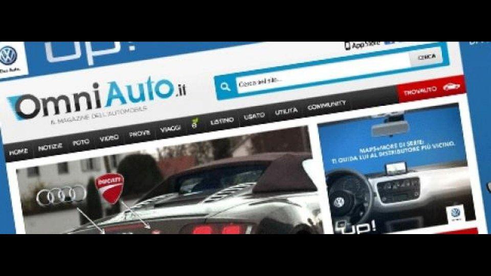Moto - News: OmniAuto.it: è online il nuovo sito!