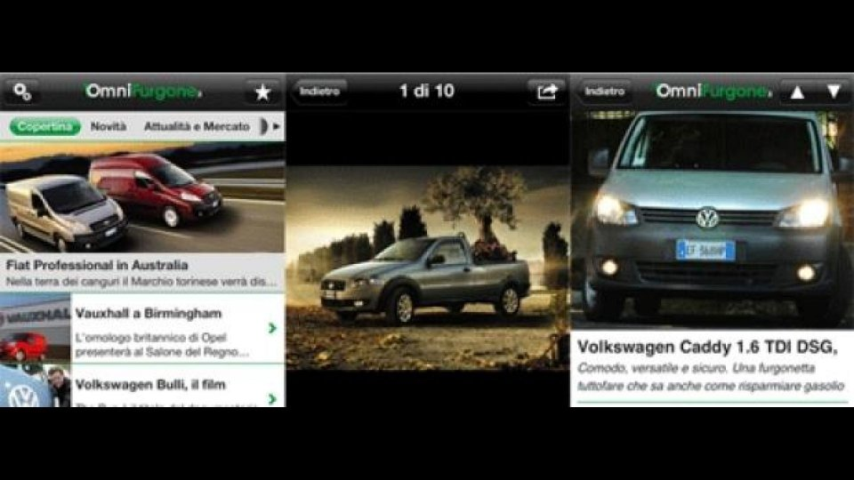Moto - News: OmniFurgone.it arriva su iPhone
