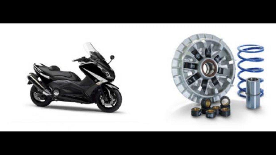 Moto - News: Polini Hi-Speed Evolution: il variatore per Yamaha TMAX 530