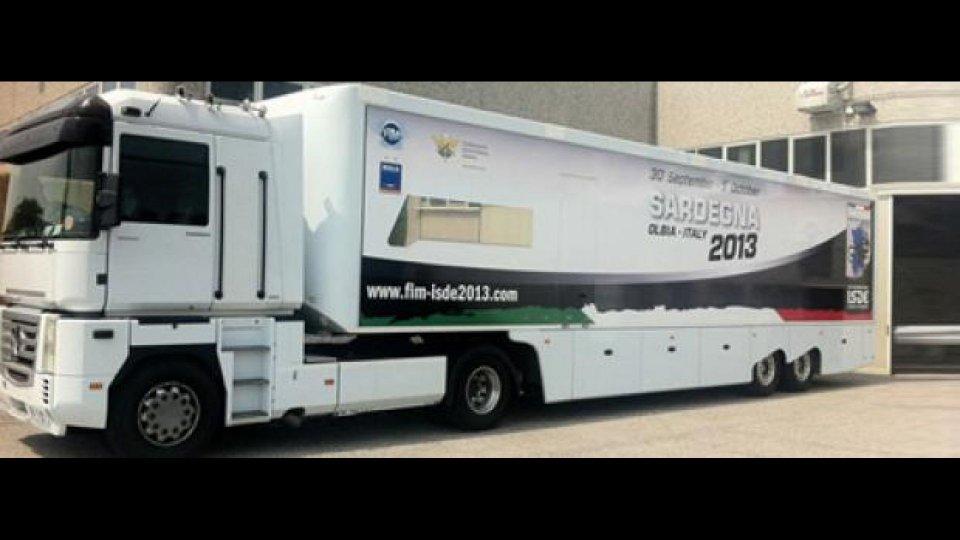 Moto - News: FMI ISDE 2013: dal 30 settembre al 5 ottobre in Sardegna
