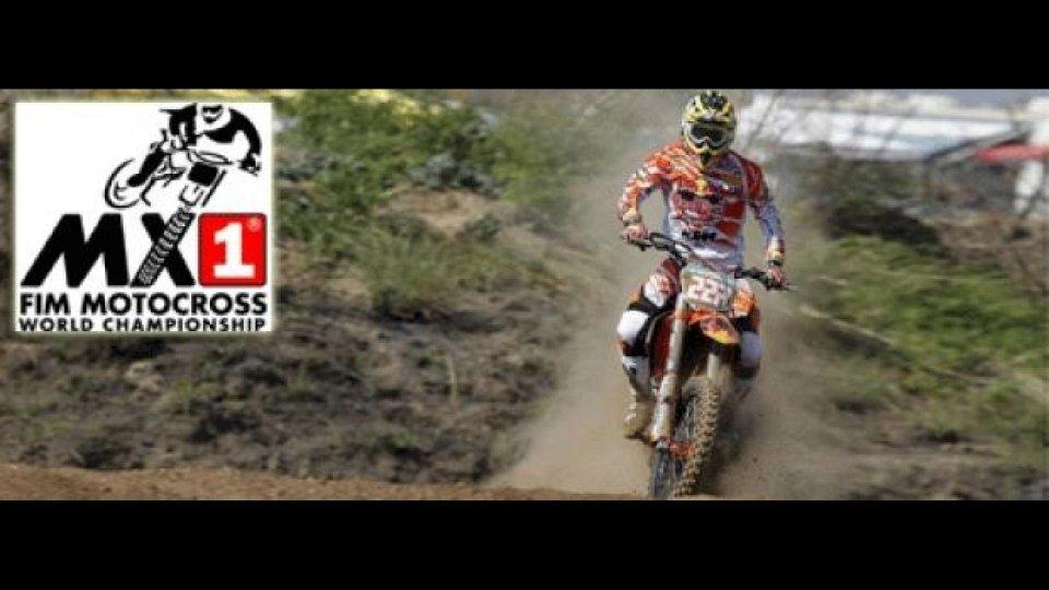 Moto - News: Mondiale Motocross 2012: verso Beto Carrero