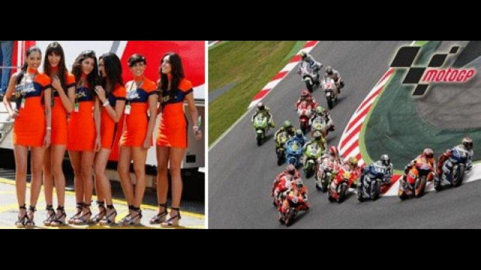 Moto - News: MotoGP 2012: week-end a Montmelò