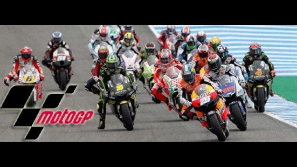 Moto - News: MotoGP 2012: week-end all'Estoril