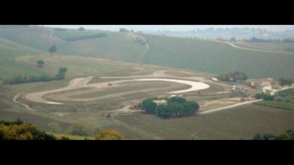 """Moto - News: Ranch """"La Biscia"""": nuovi problemi per la pista di Valentino Rossi"""