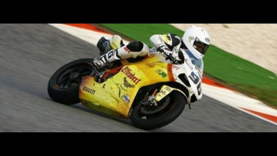 Moto - News: WSBK 2012, Donington, Q1: Smrz conquista la superpole provvisoria