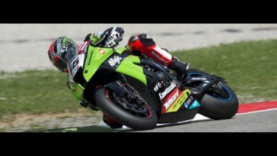 Moto - News: WSBK 2012, Donington, Superpole: Tom Sykes bastona tutti!