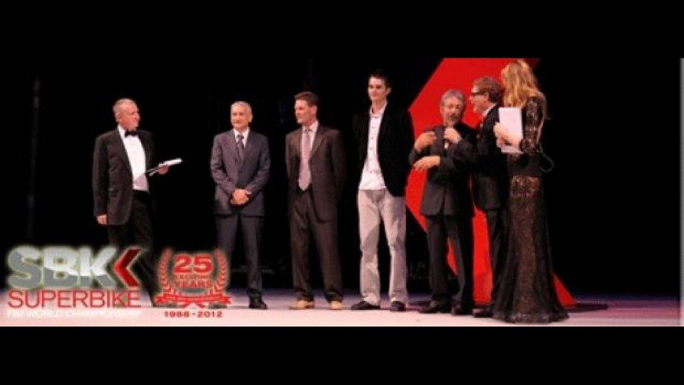 Moto - News: WSBK 2012: festa per i 25 anni del Mondiale