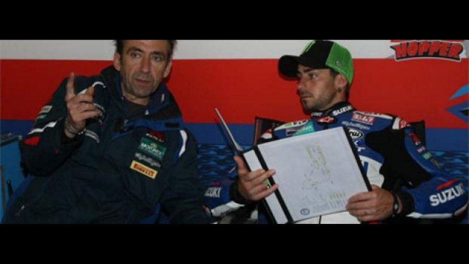 Moto - News: WSBK 2012: Hopkins torna a Miller