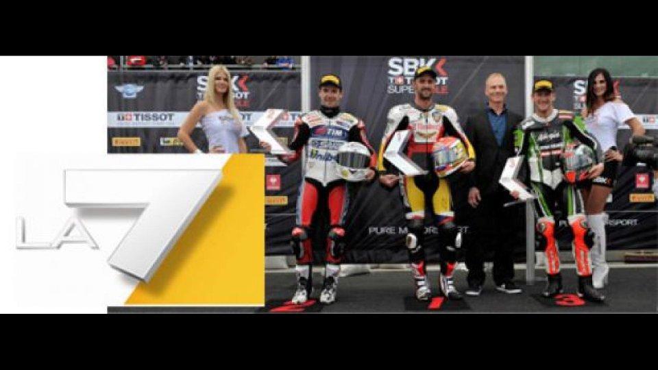 Moto - News: WSBK 2012 Miller: come vedere la gara in TV