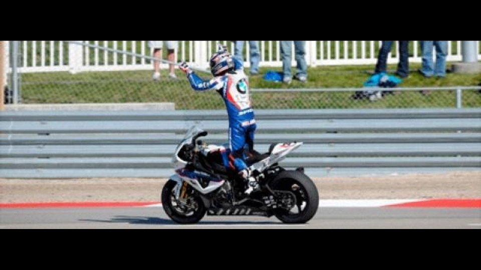 Moto - News: WSBK 2012, Miller, Gara 2: Melandri su Rea, l'italiano è il migliore!