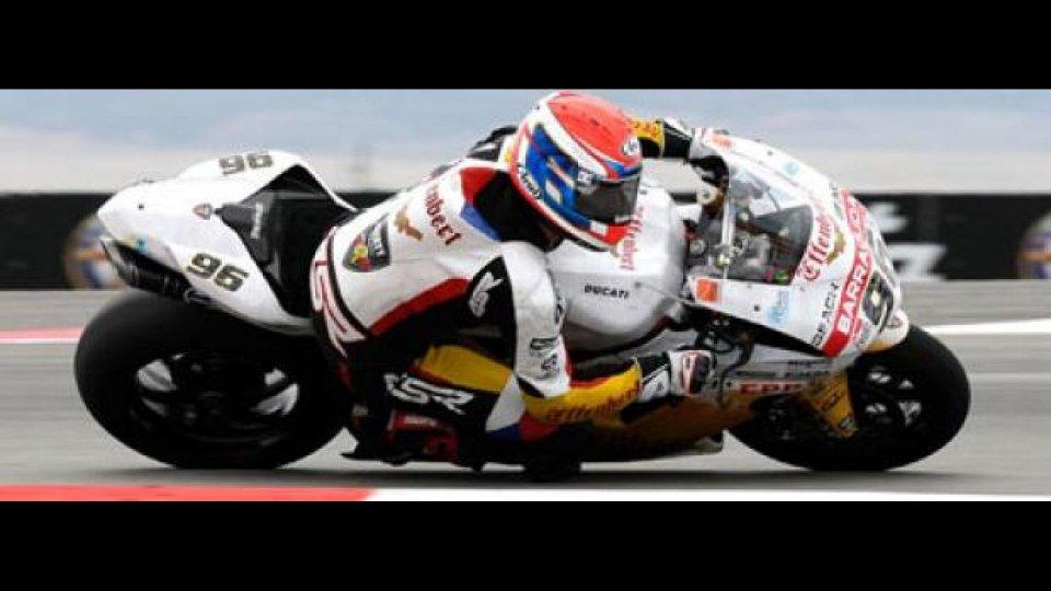 Moto - News: WSBK 2012, Miller, Q1: Smrz si conferma al top