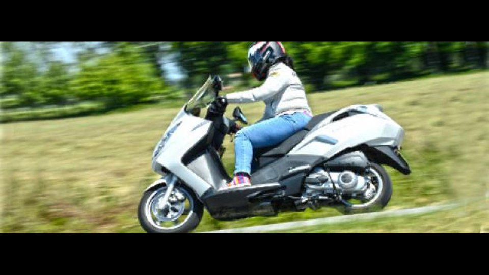 Moto - Test: Nuovo Peugeot Satelis 125 - TEST