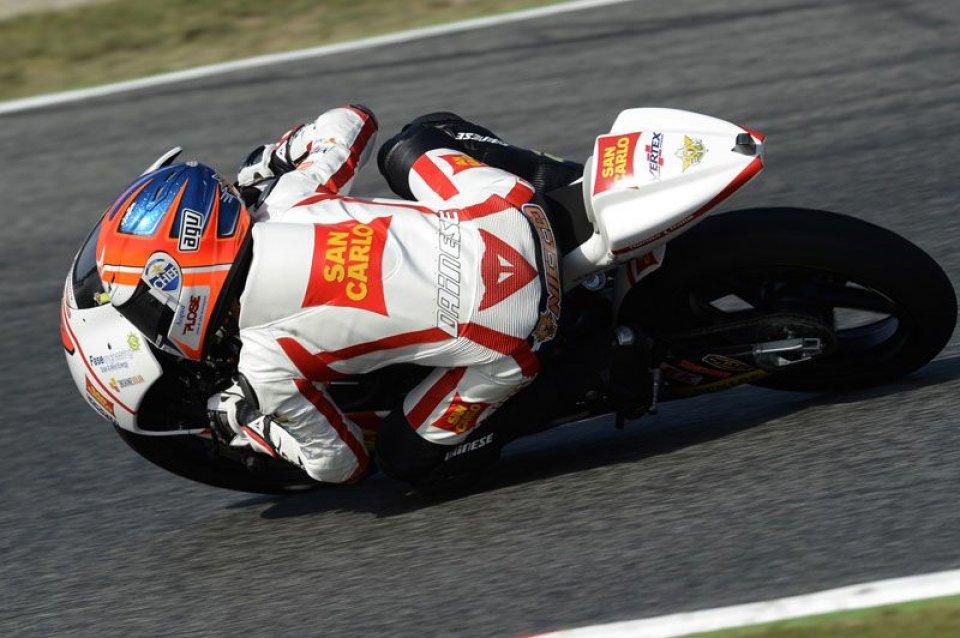 Moto - News: Moto3, Assen: Antonelli in prima fila