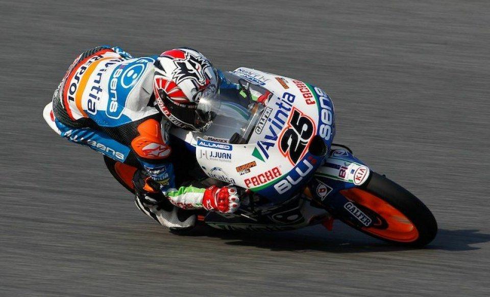 Moto - News: Moto3, Assen: Viñales sale in cattedra