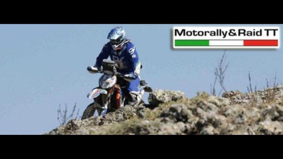 Moto - News: Campionato Italiano Raid TT 2012: Botturi al comando