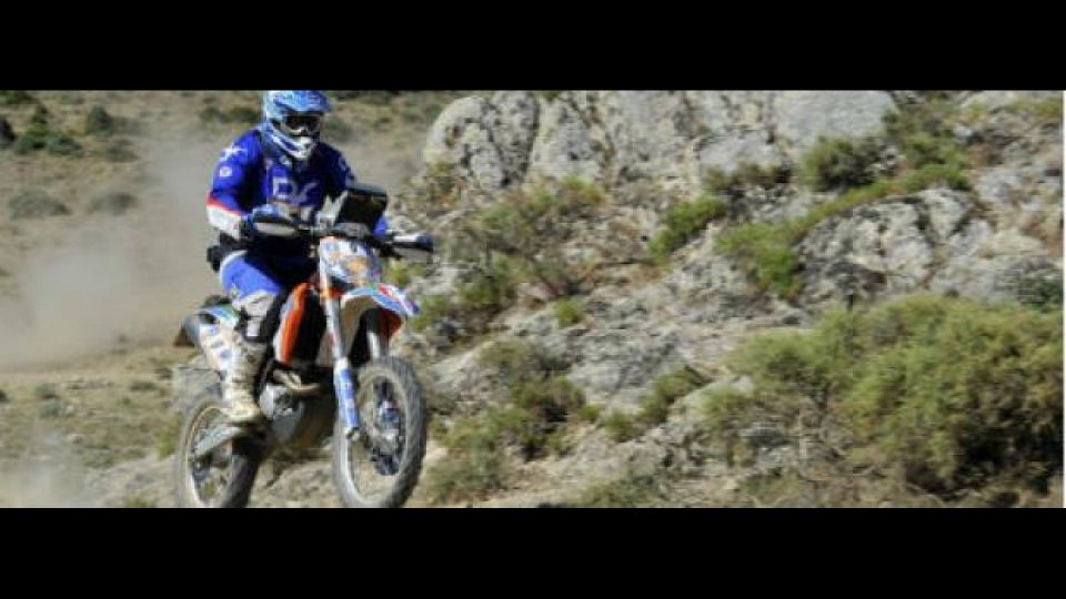 Moto - News: Campionato Italiano Raid TT 2012: Botturi è Campione!